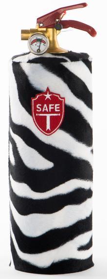 Brandsläckare - Zebra