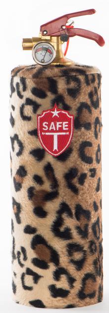Brandsläckare - Leopard