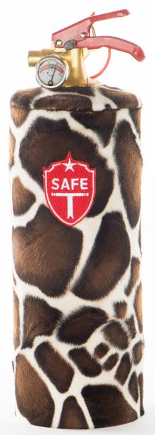 Brandsläckare - Giraff
