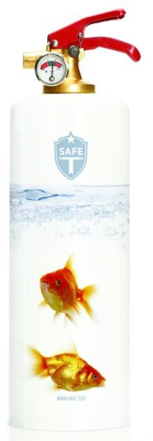 Brandsläckare - Goldfish