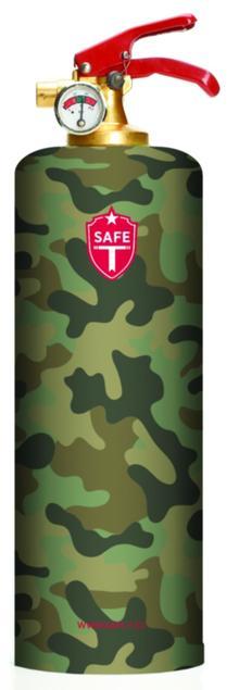 Brandsläckare - Armé