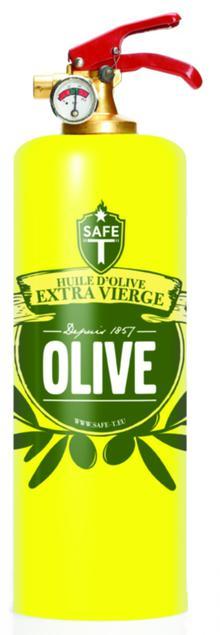 Brandsläckare - Olive