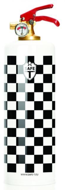 Brandsläckare - Schack