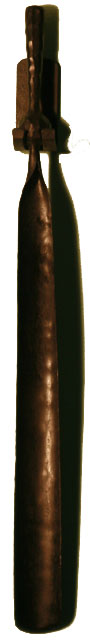 Skohorn med hållare solid