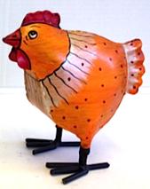 Alice kyckling orange