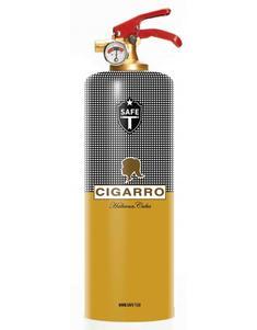 Brandsläckare - Cohiba Cigarr