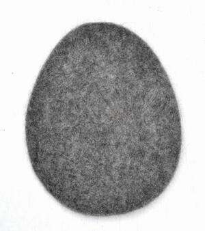 Grytunderlägg Ägg