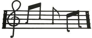 Musik hängare - 6 krokar