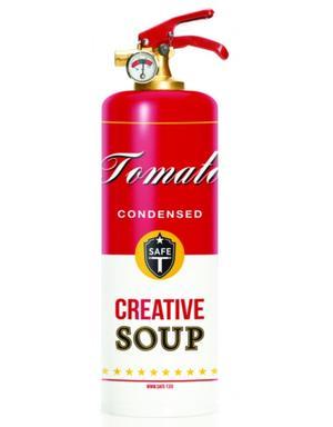 Brandsläckare - Soup