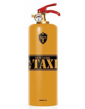 Brandsläckare - Taxi
