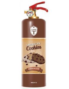 Brandsläckare - Cookies