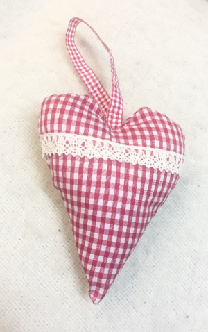 Hjärta med spets