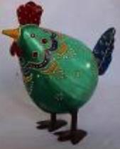 Joakim kyckling grön