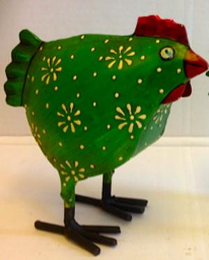 Ebba kyckling