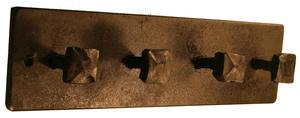 Fyrknopp 24cm fyrkant