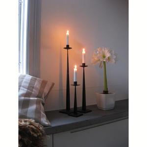 Ljusstake för ett ljus 25 cm